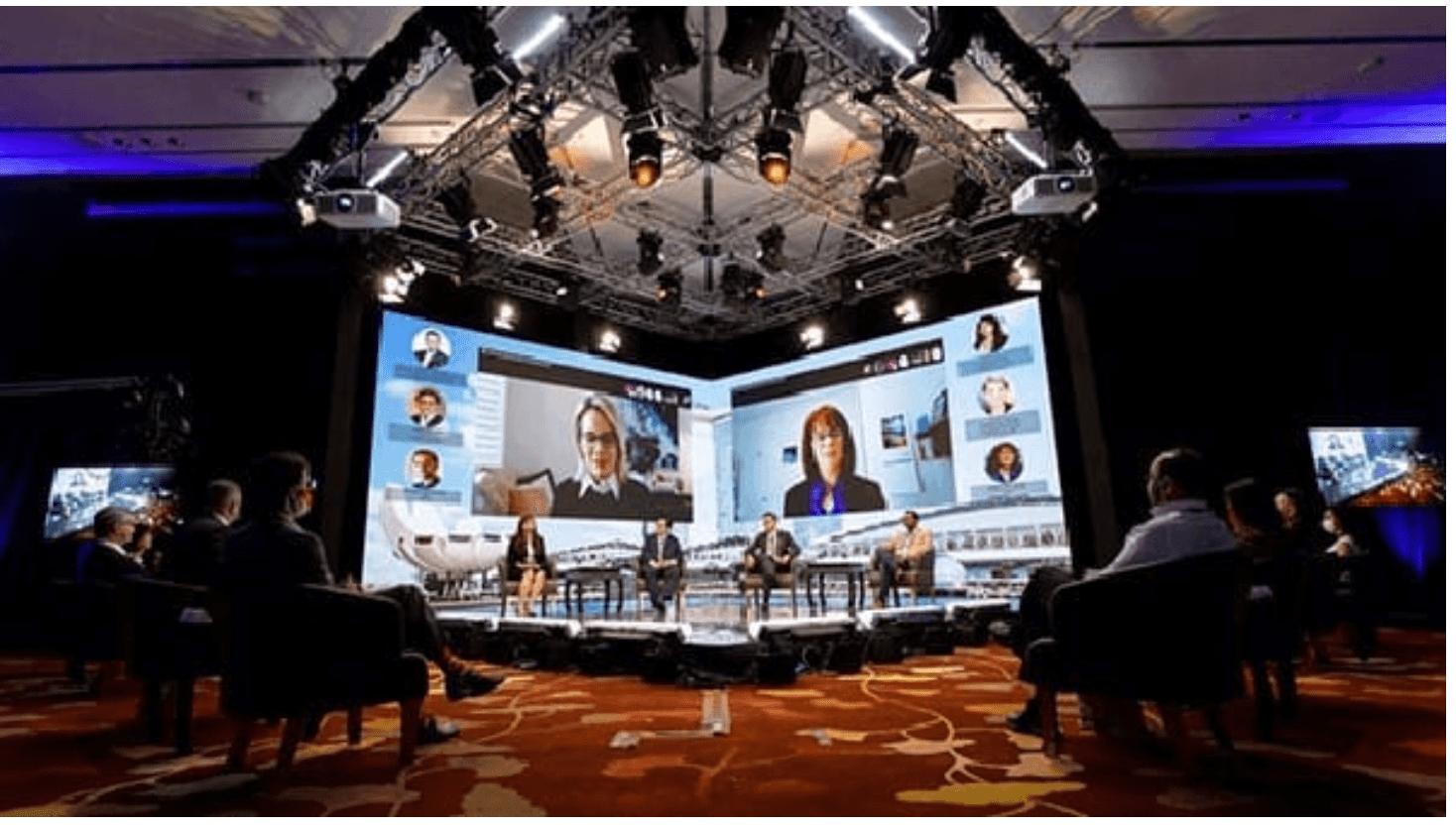 event broadcast studio - event trends