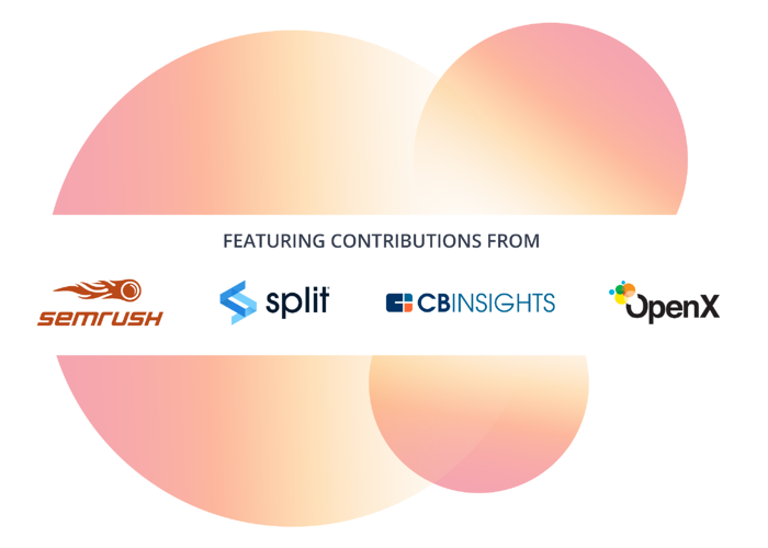 With Contributions from SEMrush, Split, CBInsights, OpenX, and more!