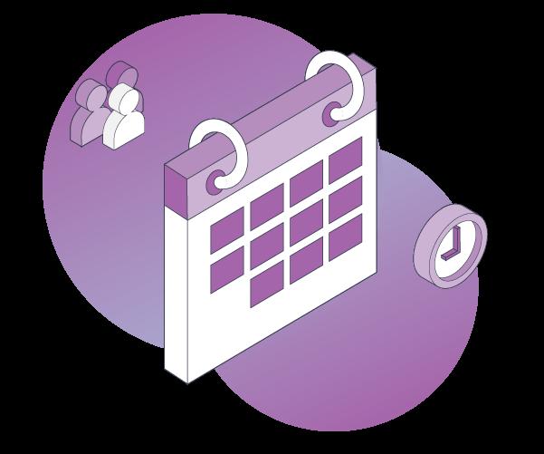 Calendar - Event Agenda Webinar