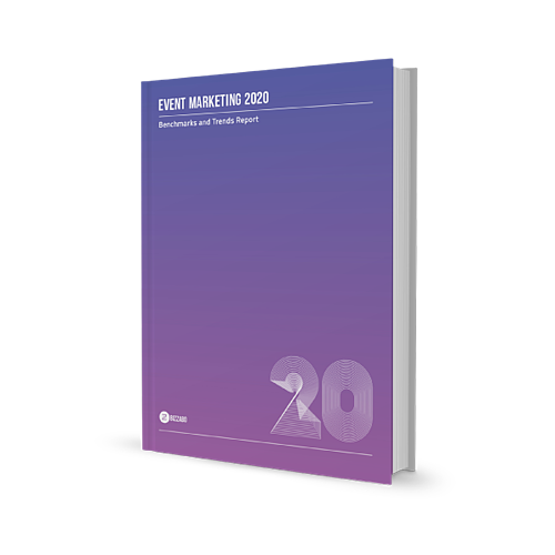 Get your copy of the 2020 Event Marketing Report