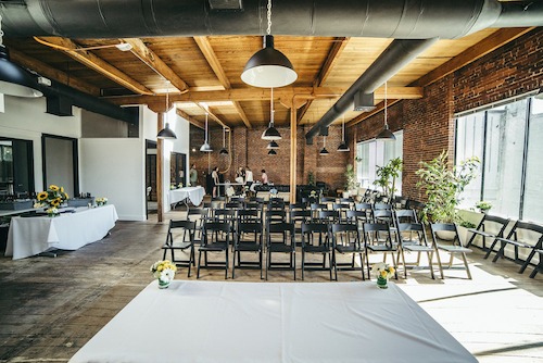 Coworking Event Space at The Commune Portland