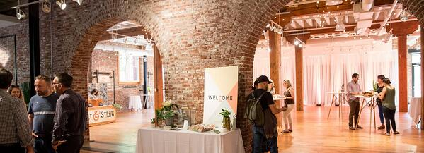 EcoTrust Portland event space