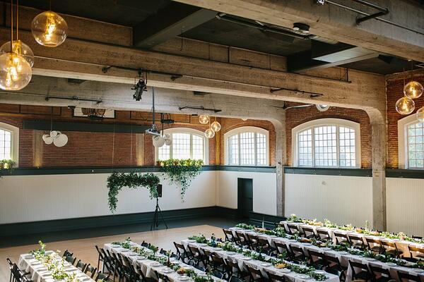 The Evergreen Portland event space
