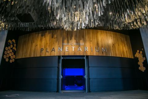 OMSI Planetarium Portland Venue