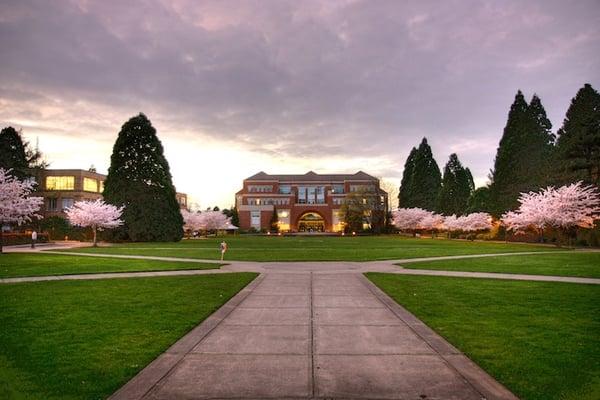 University of Portland event venue