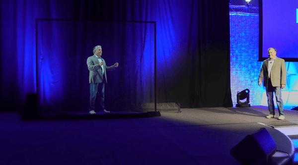 Holograms - Corporate Event Entertainment Ideas