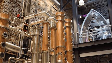 Denver Archetype Distillery Event Venue