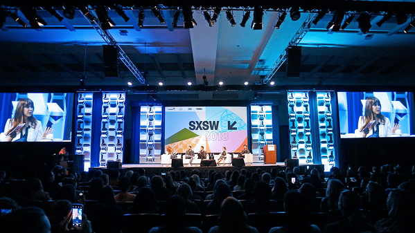 SXSW - Attendee Experience Events
