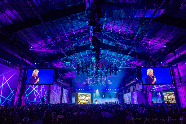 C2Montreal - Attendee Experience Events