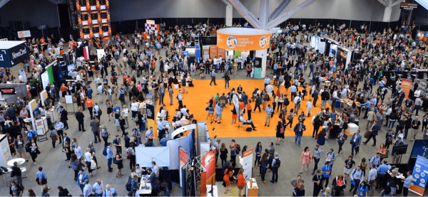 Content Marketing World - Attendee Experience Events