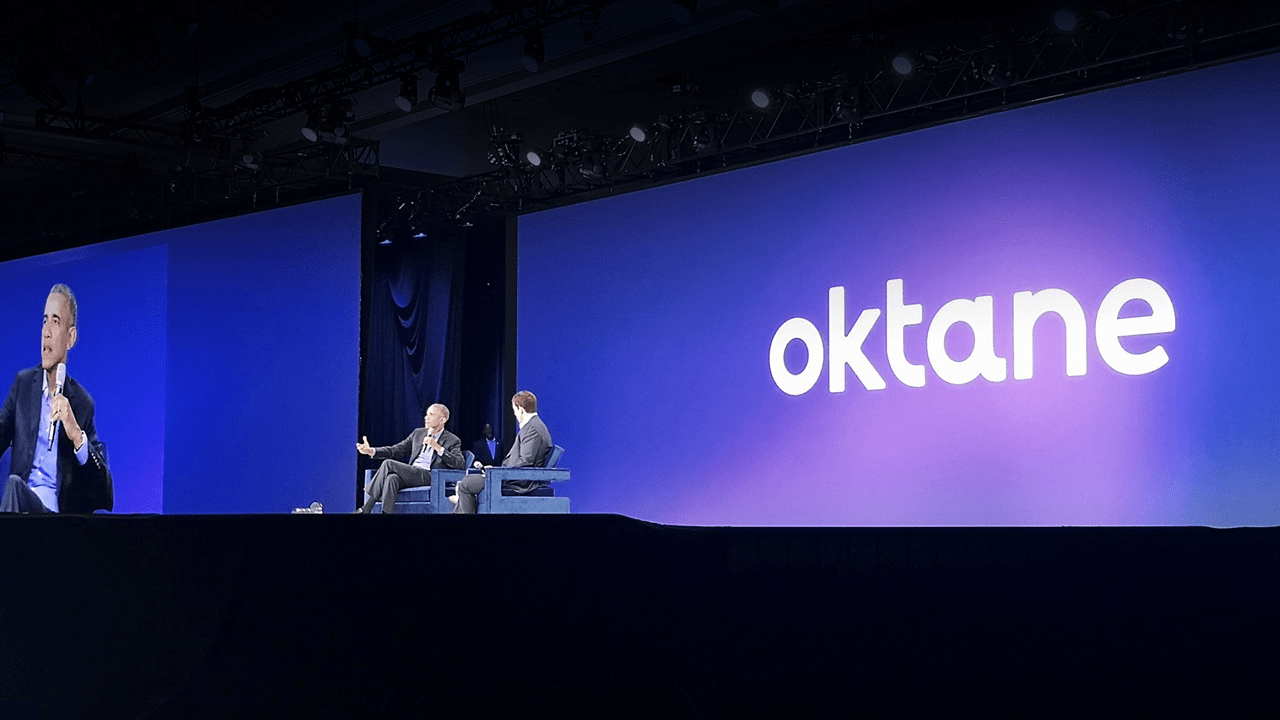 Oktane - Attendee Experience Events
