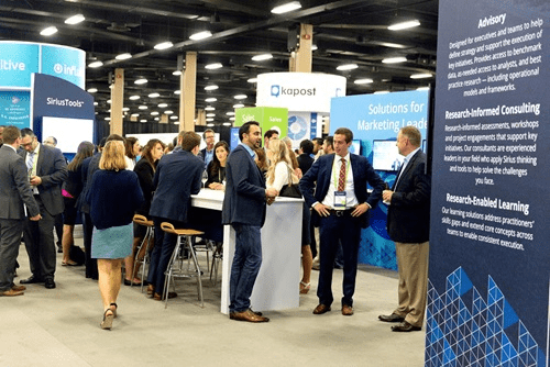 SiriusDecisions Summit - Attendee Experience Events