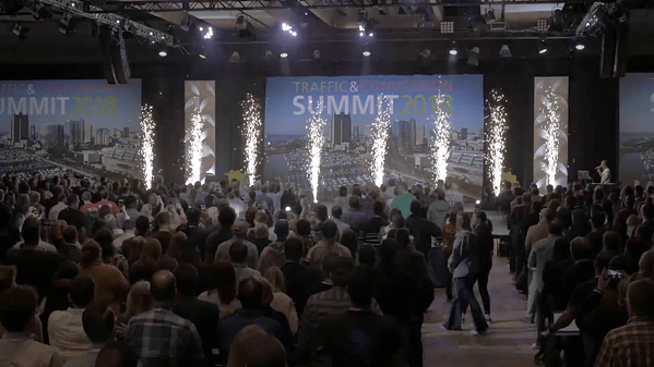 Traffic and Conversion Summit - Attendee Experience Events