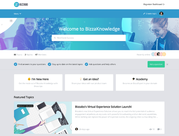 The BizzaKnowledge - Start