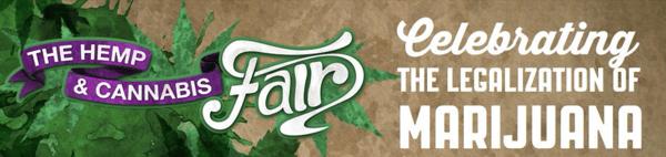 The Hemp & Cannabis Fair - Cannabis Events