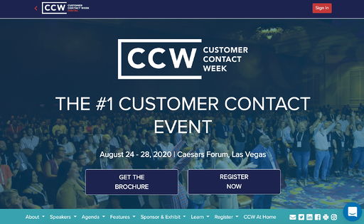 customer-success-conferences-ccw-las-vegas