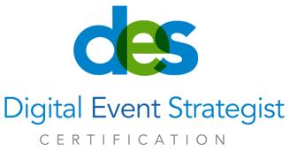 DES Event Planner Certification logo