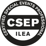 CSEP Event Planning Certification logo