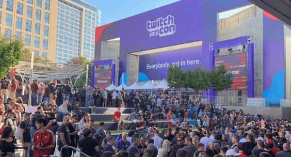 TwitchCon - Hybrid Event Ideas