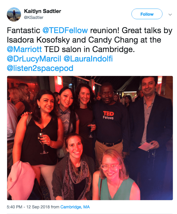 How one TED Fellow taps into social media tagging