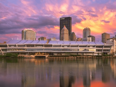 David L. Lawrence Convention Center - Pittsburgh Event Venues