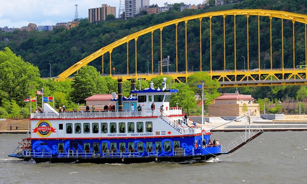 Gateway Clipper Fleet - Pittsburgh Event Venues