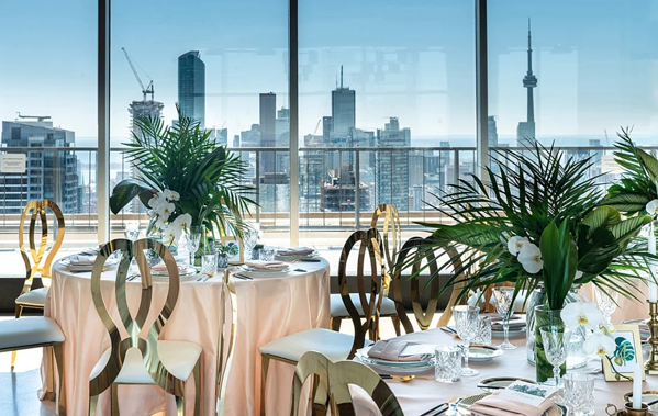 The One Eighty - Toronto Venues