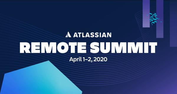 Atlassian Remote Summit - Virtual Event Examples