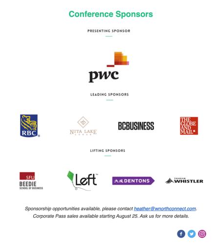 Virtual Event Sponsorship Ideas - Logos