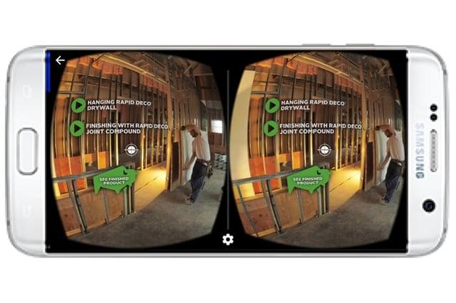 Virtual Reality tutorial at Intex Expo