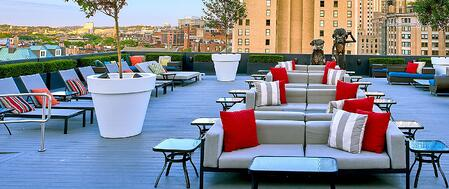 Rooftop at the Revere Hotel