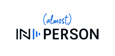 (Almost) IN-PERSON logo