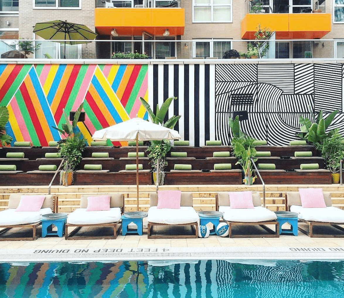 McCarren Hotel & Pool - New York City Event Venues