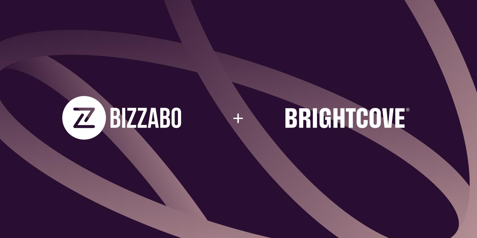 Bizzabo and Brightcove Partnership - Header