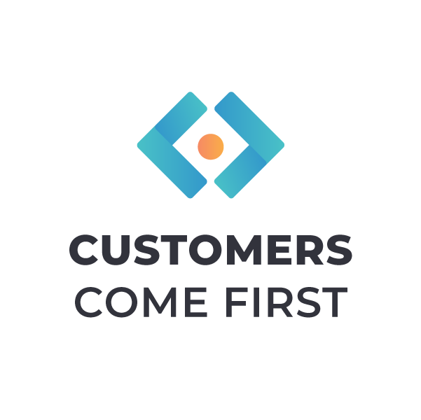 Customers Come First