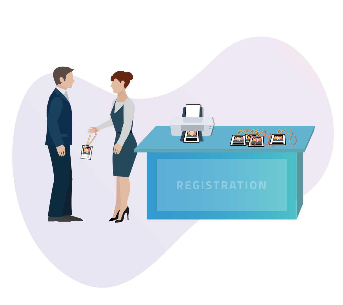 Onsite Event Check-in Experience