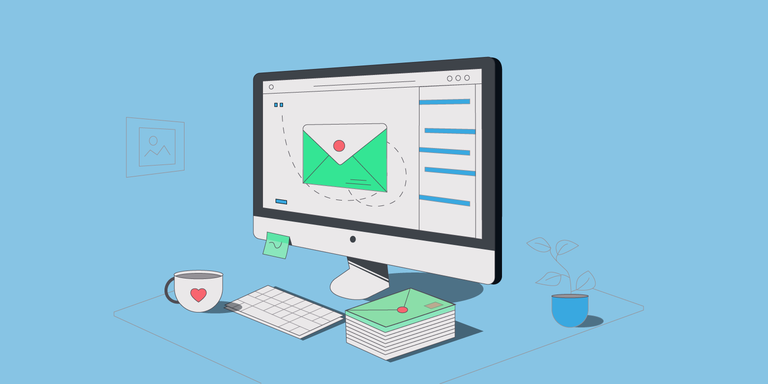 9 essential virtual event email templates - header